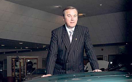 Sir Peter Vardy