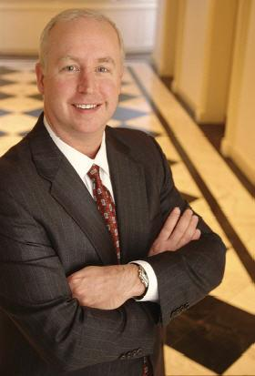 Moody's CEO Raymond McDaniel