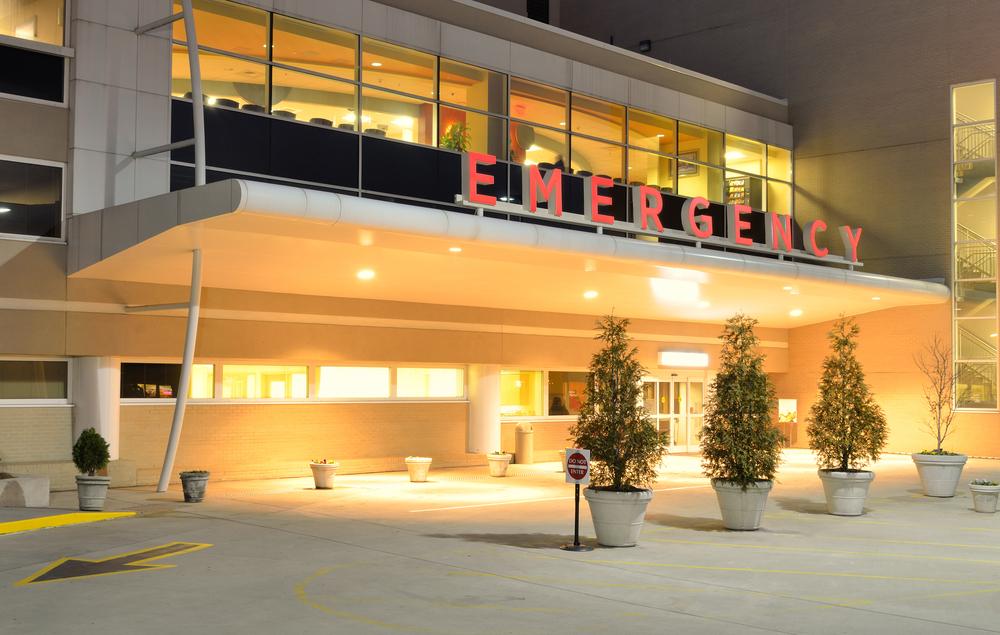 nonprofit hospital