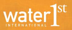 water 1st international
