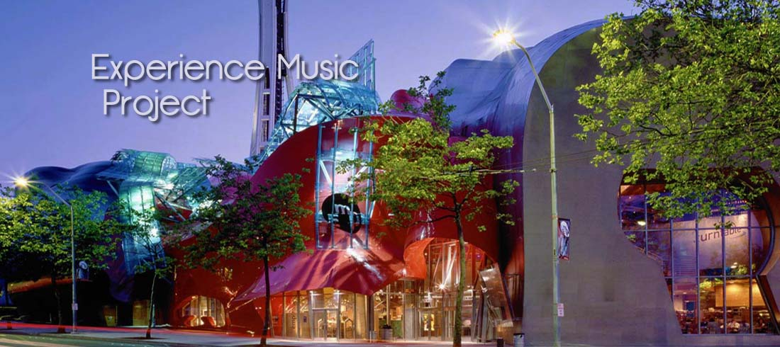 Seattle Experience Music Museum