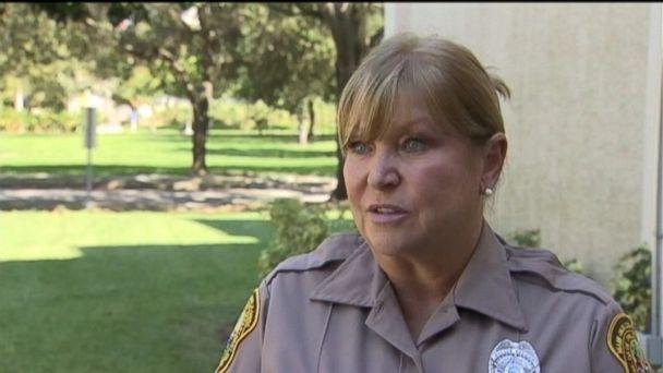 Police Officer Vicki Thomas