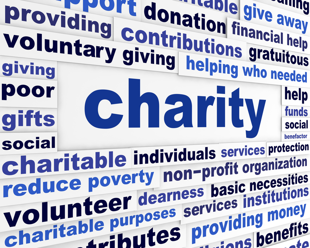 Philanthropy Buzz Words