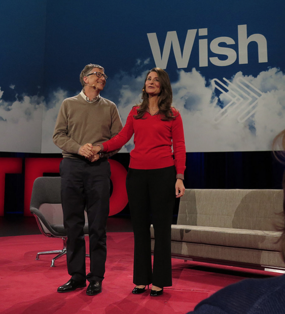 Bill and Melinda Gates, Bil Gates, Melinda Gates