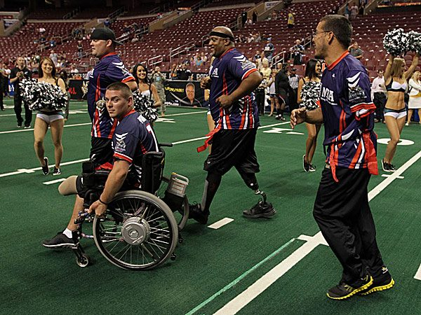 Wounded Warriors for Charity