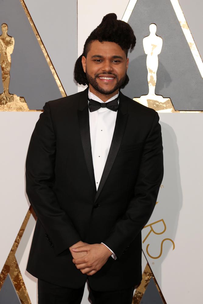 A photo of Abel Tesfaye AKA The Weeknd.