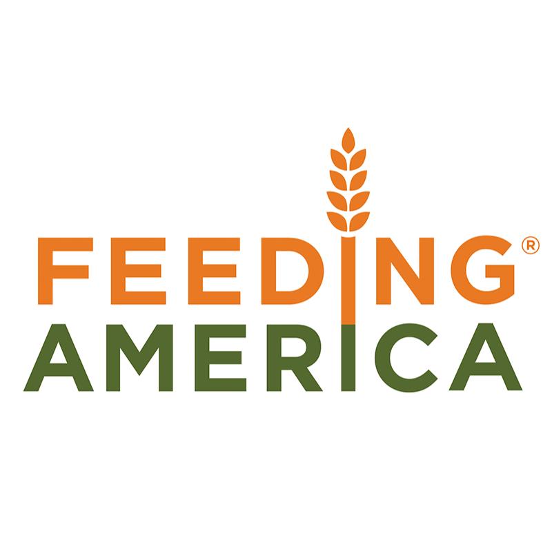 Feeding America's logo.