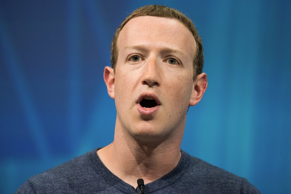 Zuckerberg donates to polling offices