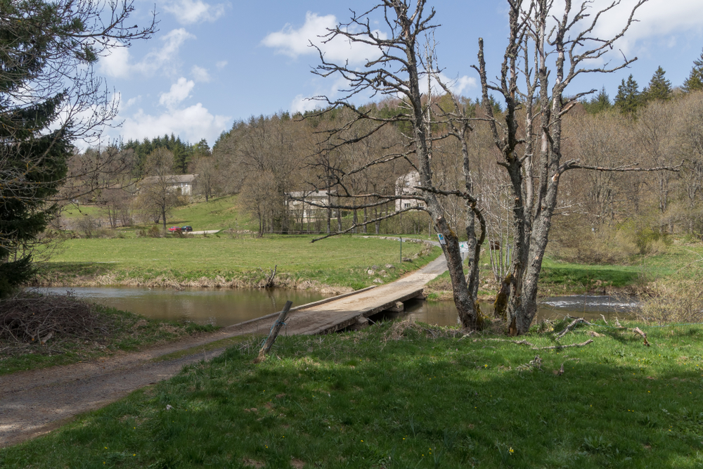 The small French town of Le Chambon-sur-Lignon
