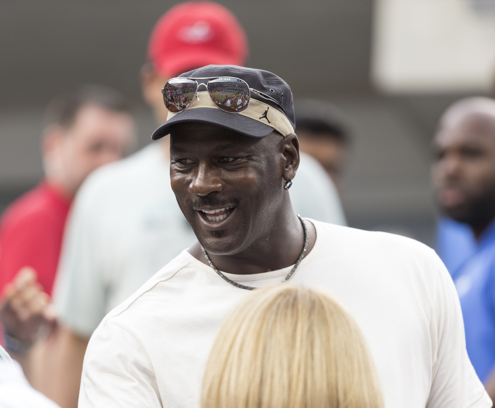 Michael Jordan donated $10 million to open two new medical centers