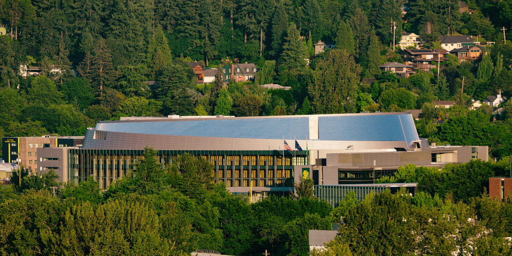 Knight has donated a total of $1 billion to the University of Oregon