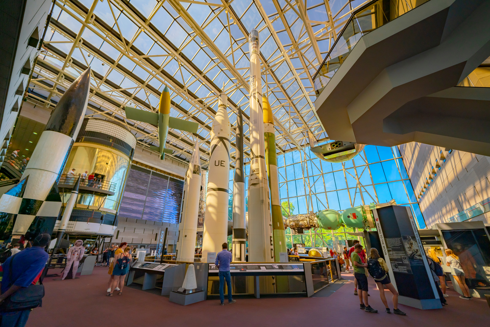 Jeff Bezos is donating $200 million to the Smithsonian