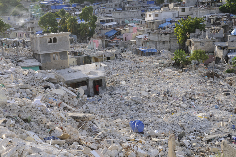 Haiti has been hit by another earthquake--this one twice as catastrophic as the 2010 7.0 tremor